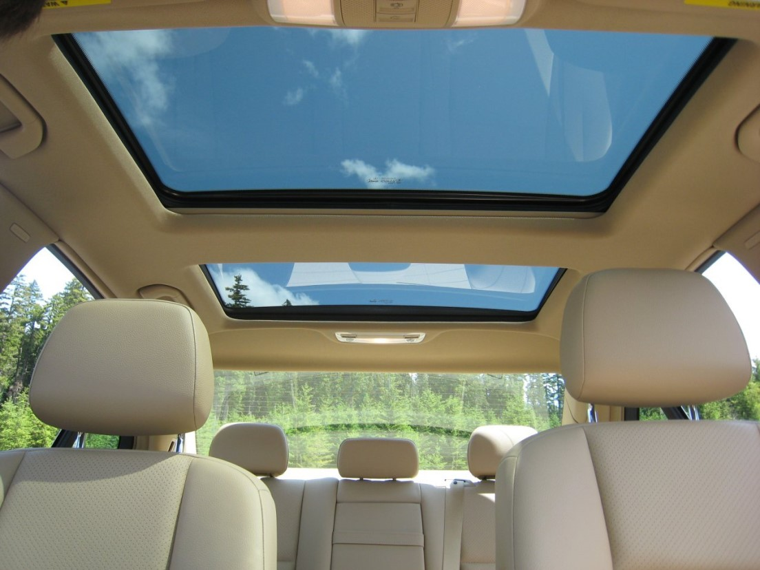Panoramic Roof Sunroof Repair
